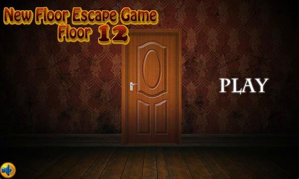 New Floor Escape Game Floor 12 poster