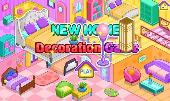 new home decoration game apk screenshot - Home Decor Games