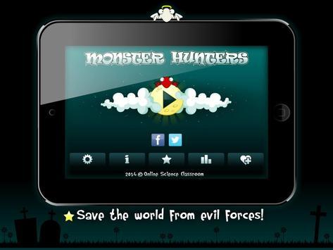 Monster hunters screenshot 5