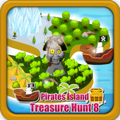 Pirates Island Treasure Hunt 8 icon
