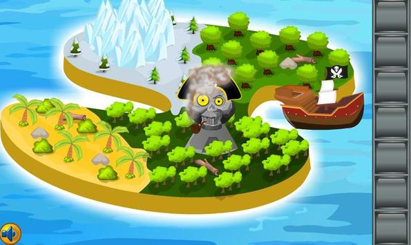Pirates Island Treasure Hunt 8 apk screenshot