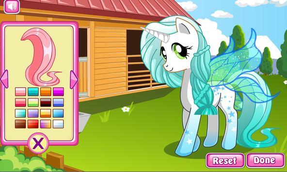 Pony makeover hair salon screenshot 14