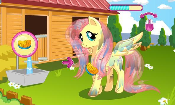 Pony makeover hair salon screenshot 4