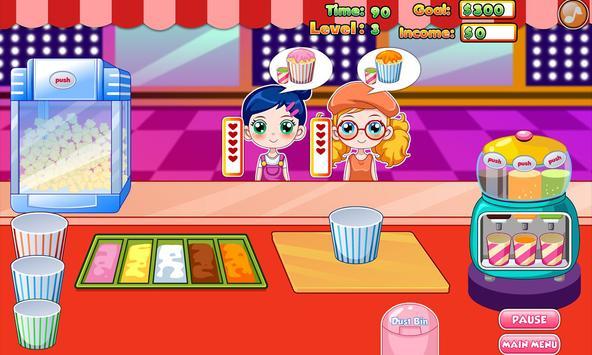 Popcorn maker screenshot 7