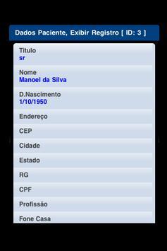 ProntMobile  Prontuário Médico screenshot 5