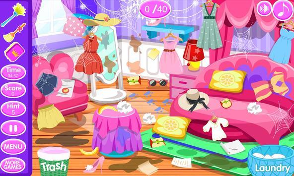 Princess room cleanup screenshot 12