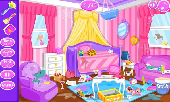 Princess room cleanup screenshot 16