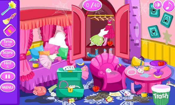 Princess room cleanup screenshot 3