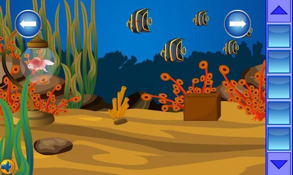 Princess of Goldfish Escape screenshot 3