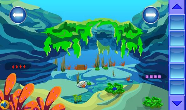 Princess of Goldfish Escape screenshot 2