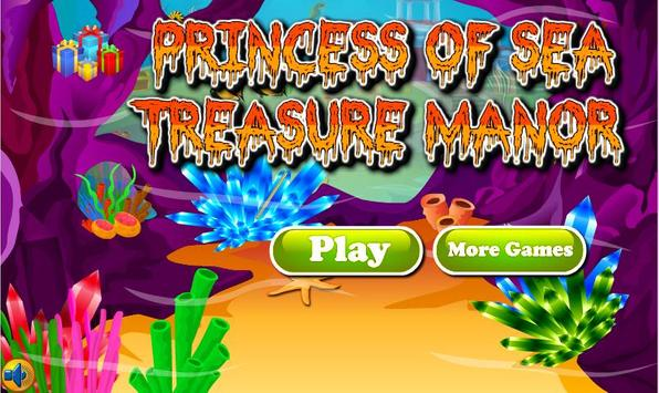 Princess of Sea Treasure Manor screenshot 5