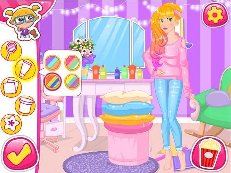 Princesses Comfy Weekend screenshot 17