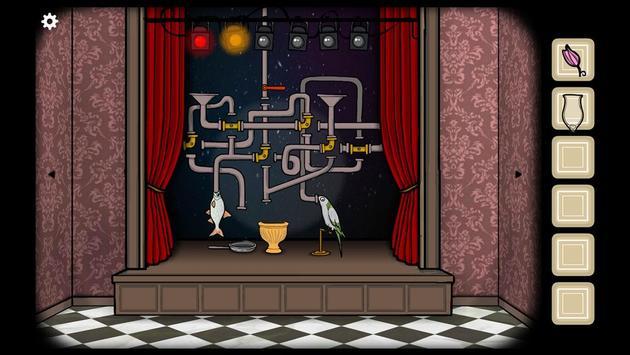 Cube Escape: Theatre screenshot 3