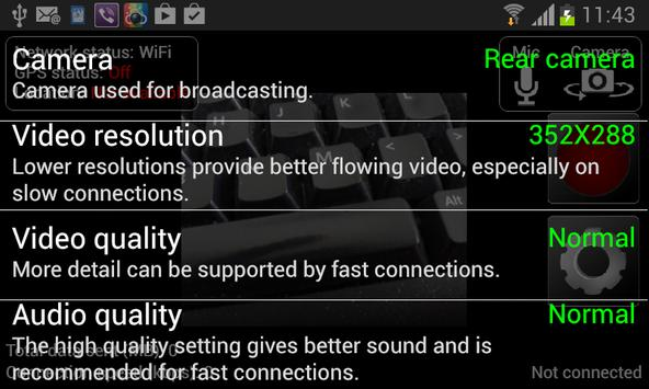 Fortium Tactical Streaming screenshot 1