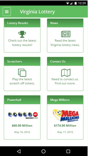 VA Lottery for Android - APK Download