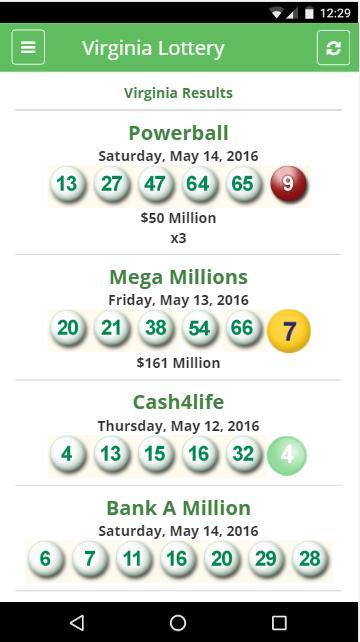 Va Lottery