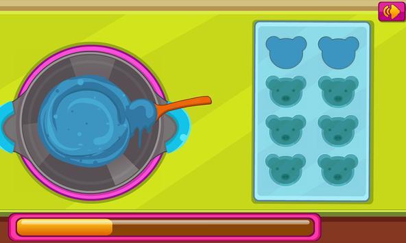 Sweet gummy candy screenshot 3