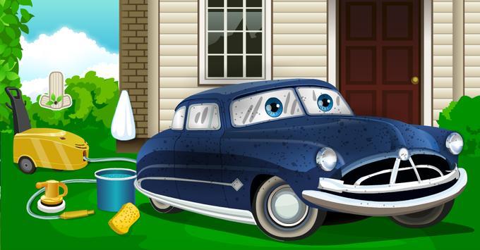 Super car wash-casual game screenshot 1
