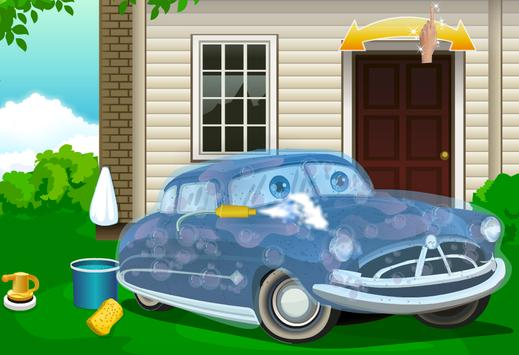 Super car wash-casual game screenshot 2
