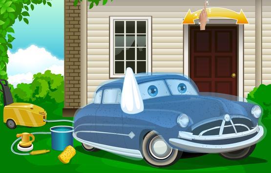 Super car wash-casual game screenshot 5