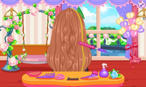 Wedding hairstyles game screenshot 17