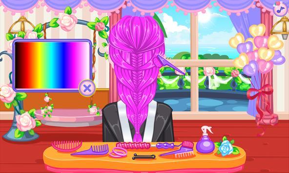 Wedding hairstyles game screenshot 20