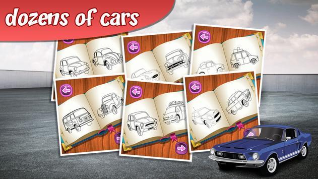 My Car Coloring Book screenshot 11