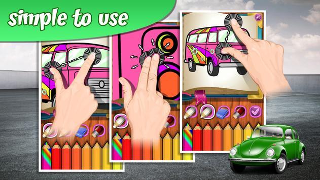 My Car Coloring Book screenshot 5