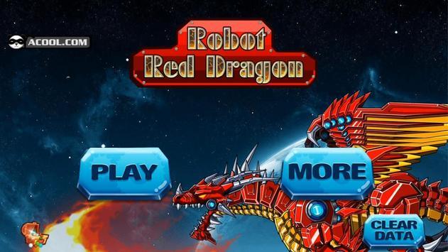 Toy Robot War:Fire Dragon apk screenshot