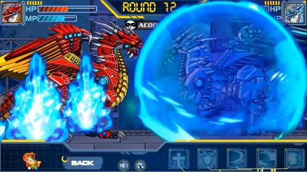 Toy Robot War:Robot Ice Dragon apk screenshot