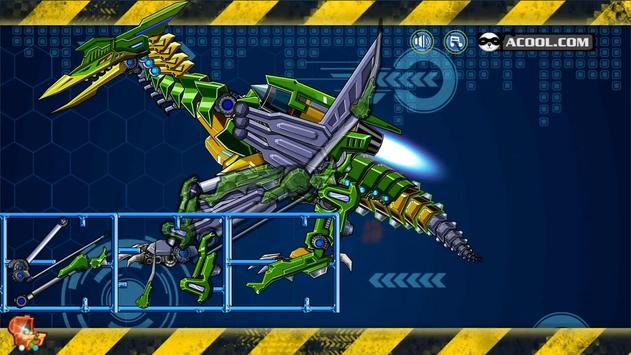 Toy Robot War:Swift Pterosaur screenshot 1