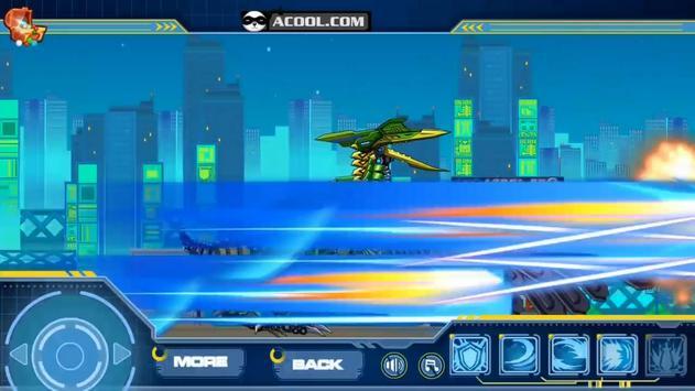 Toy Robot War:Swift Pterosaur screenshot 3