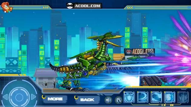 Toy Robot War:Swift Pterosaur screenshot 4