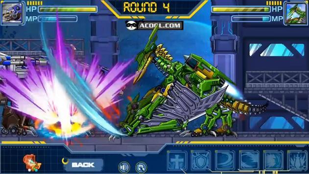 Toy Robot War:Swift Pterosaur screenshot 5