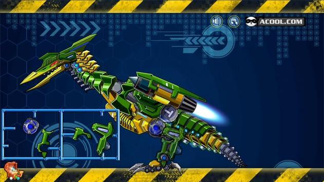 Toy Robot War:Swift Pterosaur screenshot 7