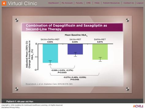T2DM Virtual Clinic screenshot 10