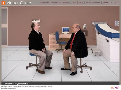 T2DM Virtual Clinic screenshot 2