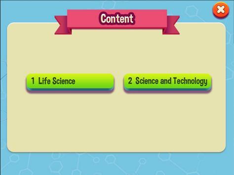 Science Future Explorers 1A apk screenshot