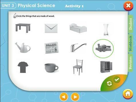 Science Future Explorers 1B apk screenshot
