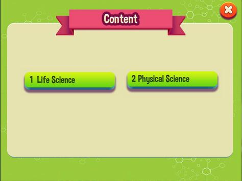 Science Future Explorers 2A apk screenshot