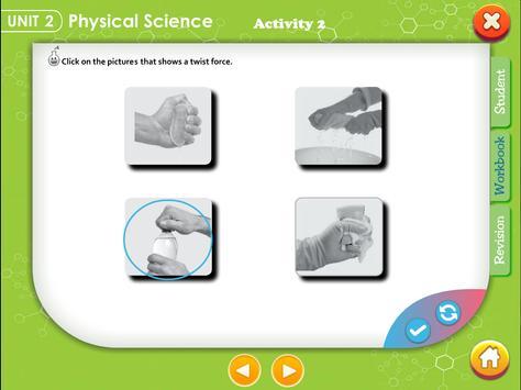 Science Future Explorers 2B apk screenshot