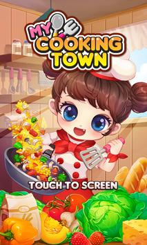 My Cooking Town poster