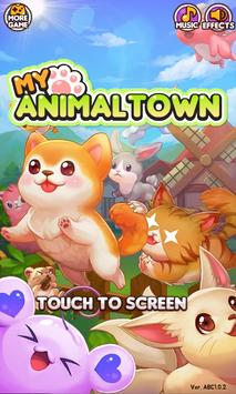 My Animal Town poster