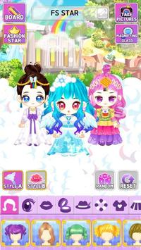 My Fashion Star : Goddess & Faerie style screenshot 1