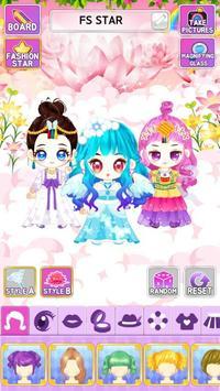 My Fashion Star : Goddess & Faerie style screenshot 3