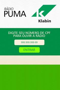 Rádio Puma screenshot 1