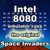 Intel 8080 Emulator icon
