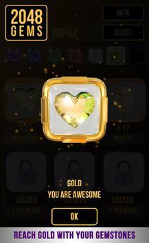 2048 Gems apk screenshot