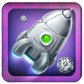Space Shooter: Meteor Shower icon