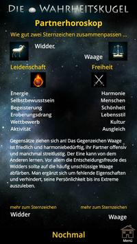 Wahrheitskugel apk screenshot